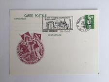 Entier postal Saint Vincent Tournante Puligny Montrachet 1991. YT 2622-CP1.