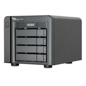 Promise Pegasus2 M4 DAS Array - 4 x HDD / SSD Installed - 2 TB SSD Installed