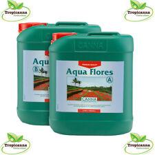 Canna Aqua Flores 5L A + B Plant Nutrient For Recirculating Systems