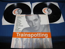 OST Trainspotting Vinyl DBL LP Numbered Blur Pulp New Order Eno Primal Scream