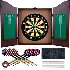 Professional Dart Board Backboard And Cabinet Accessories Supplies Scoreboard