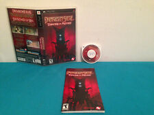 dungeon siege throne of Agony SONY PSP