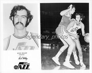 1970s Rich Kelley New Orleans Jazz Original News Service Photo