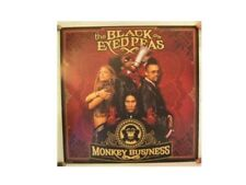 The Black Eyed Peas Poster  Monkey Business