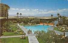 Las Vegas Nevada Stardust Hotel Swimming Pool Vintage Postcard J53687
