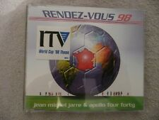 Jean-Michel Jarre Rendez-Vous '98 (Dreyfus 1998 Single CD) used
