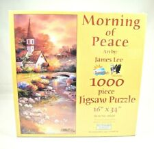 Suns Out - Morning of Peace by James Lee - 1000 Piece Jigsaw Puzzle (New)