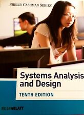 Shelly Cashman Series System Analyst & Design 10th ed w CourseMate CD