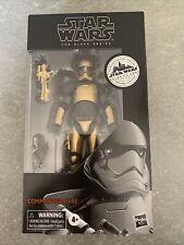 Hasbro Star Wars Black Series Commander Pyre Action Figure Galaxy?s Edge