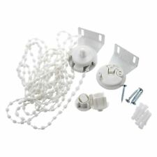 Roller Blind Shade Cluth Bracket Bead Chain 28mm Kit SS