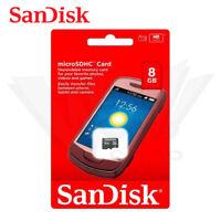 SanDisk 8GB 16GB MicroSD SDHC TF Class4 C4 Memory Card for Phone storage