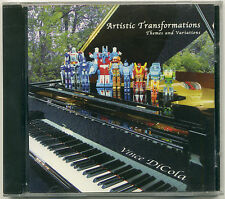 VINCE DiCOLA Artistic Transformations CD 2001 3H Enterprises Botcon Transformers