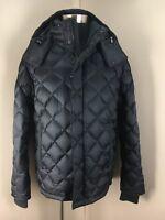 CANADA GOOSE Hendriksen $1025 Men's Black Puffer COAT JACKET Large Authentic