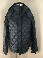 Canada Goose Men's Black Puffer Down COAT JACKET (Size LARGE)