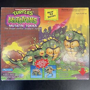 Teenage Mutant Ninja Turtles - Mutations Mutatin Tokka 1993 MIB