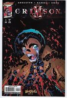 Crimson # 1 Image Comic Book First Print NM (1998) Humberto Ramos Wildstorm