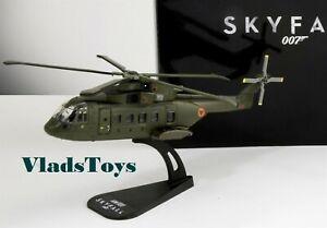 "Italeri 1/100 Agusta Westland AW101 Merlin ""Skyfall"" Movie Bond 007 IT-48182"