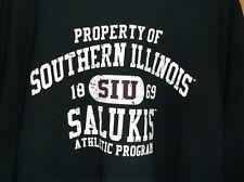 Southern Illinois University Carbondale Saluki 2Xl Black Hoody