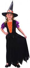 Mädchen-Kostüme & -Verkleidungen aus Polyester mit Hexen-Thema