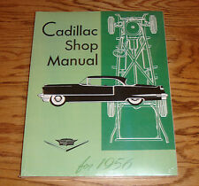1956 Cadillac Shop Service Manual 56