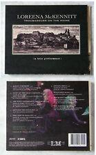 LOREENA MCKENNITT Troubadours On The Rhine (a trio performance) .. Digipak CD