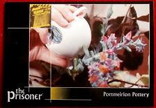 THE PRISONER, VOLUME 2 - Card #42 - Portmeirion Pottery - Factory Ent. 2010