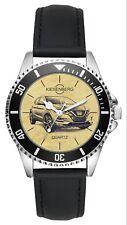 Geschenk für Nissan Qashqai Fans Fahrer Kiesenberg Uhr L-6351