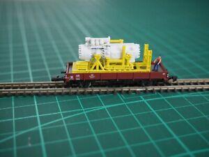 SPUR Z  Ladegut  Unterwasserkompressor mit Tragegestell 2 teilig