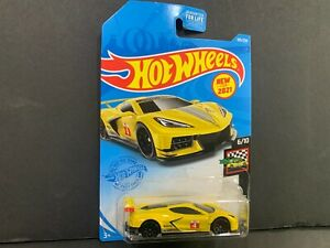 Hot Wheels Chevy Corvette C8R 105/250 1/64 2021 E