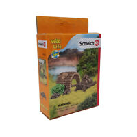 Schleich Wild Life Tortoise Home Figure Pack Collectable Animal Figures