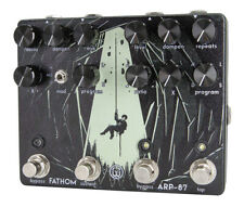 Walrus Audio Delay & Fathom Reverb Limited Edition Guitar Pedal - Arp-87