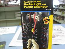 Fluke L215 probe light and Probe Extender
