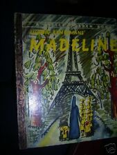 Colourtone SCARCE Vintage Little Golden book Madeline Australian edition