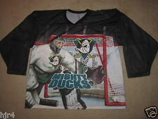 Anaheim Mighty Ducks Picasso Version NHL CCM Jersey XL