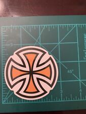 Independent Cross 3� Vinyl Skate Skateboard Sticker Laptop Cell Phone Decal A