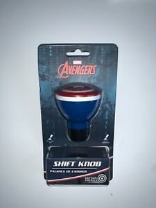 Marvel Pilot Automotive Universal Captain America Shift Knob