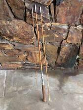 Antique fishing bamboo cane rod