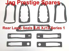Jaguar XJ6 XJ12 S1 Rear Tail Light , Reverse and Number Plate Seal Kit