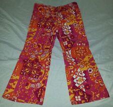 Girls Garnet Hill Danish Design Corduroy Pants Size 4