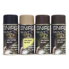Bombe de peinture SNIPER 150 ml