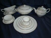 "Royal Worcester ""Gold Chantilly"" Tea/Dinner Ware Various (You Choose)"