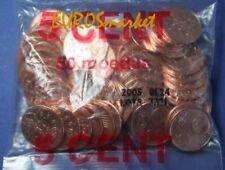 Ek // Sachets d'origine 5 Cent Portugal 2009 : 50 Pièces