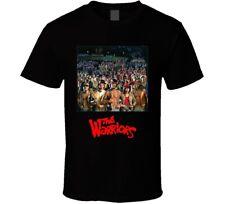 The Warriors Movie Poster Retro T Shirt