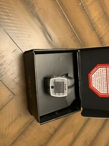 Polar FT4 Heart Rate Monitor Watch Silver / Black OPEN BOX