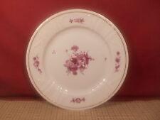 "Royal Copenhagen China Juliane Marie Purple Pattern Dinner Plate 10"""