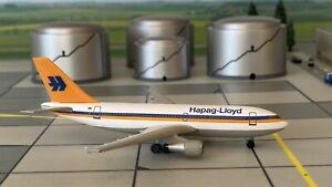 Airbus A310-300 Hapag-Lloyd  1:500 mit OVP Herpa Wings