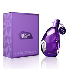 Replay Stone EDT 50 ml Spray for HER + FREE NECKLACE