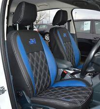Ford Transit Connect Waterproof Tailored Leatherette Van Seat Covers 2012+