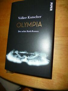 OLYMPIA  von Volker Kutscher (Gebundene Ausgabe)