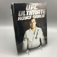 NEW UFC: Ultimate Royce Gracie (DVD, 2011, 2-Disc Set) Sealed